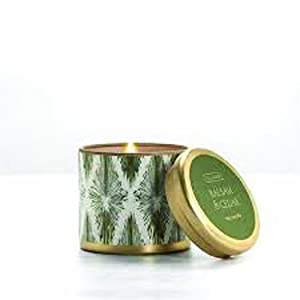 Illume Mini Tin Candle - Balsam & Cedar