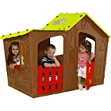 Serene Magic Villa Playhouse - Cleva Edition ChildSAFE Door Stopz Bundle