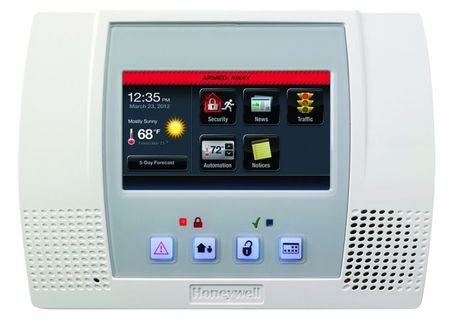 Honeywell home security system for Self security system