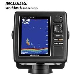Garmin GPSMAP® 527xs GPS Combo w/TM Transducer