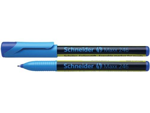 Schneider maxx 124603 246 lot de 10 pièces (bleu)