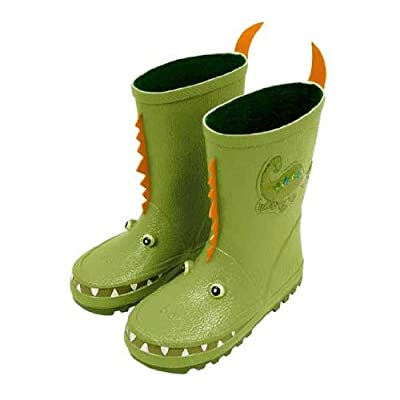 Kidorable Dinosaur Welly Boots