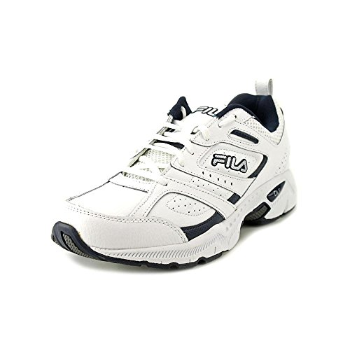 fila-fortifier-mens-white-leather-sneakers-shoes-size-new-display-uk-10