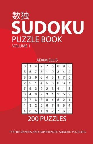Sudoku Puzzle Book Volume 1: 200 Puzzles