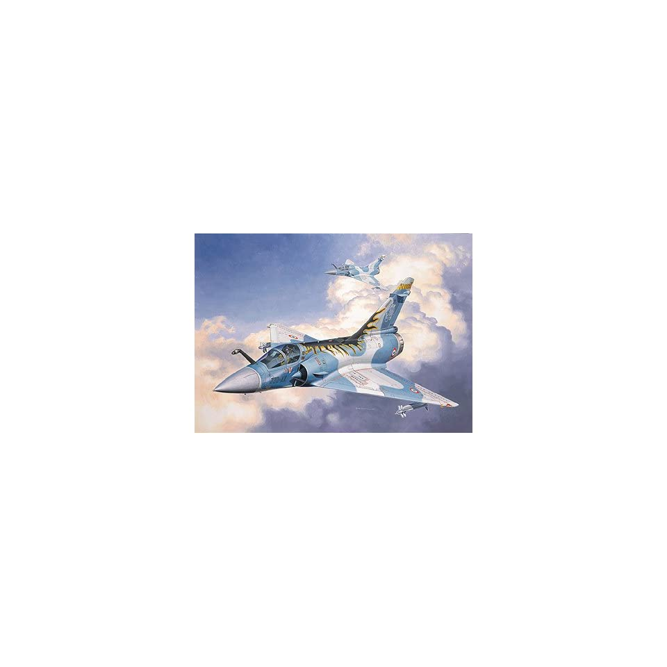 Revell Germany 1/72 Dassault Mirage 2000C Tiger Meet Single Seat Combat Aircraft Kit