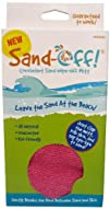 Sand-Off! Pink Powder-Infused Mitt Be…