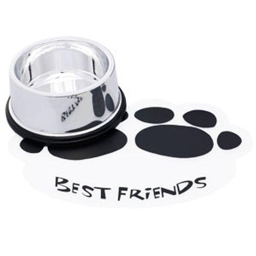 2 pc. BEST FRIENDS Dog Bowl Set Build A Bear