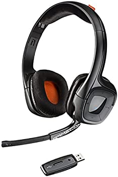 Plantronics GameCom P80 Wireless Bluetooth Headphones