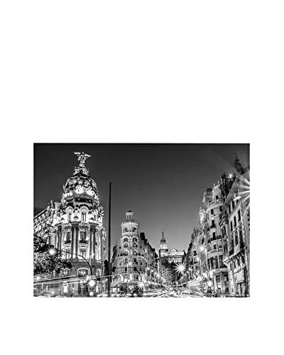 Panel Decorativo Gran Via Lights Madrid