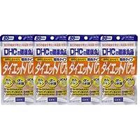 【メール便】DHC ダイエットパワー 20日分(60粒)×4個セット