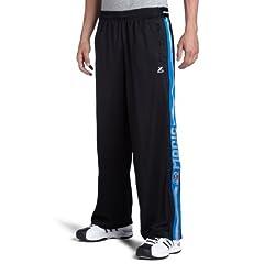 NBA Orlando Magic Black Blue Digital Panel Pant by Zipway