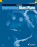 Improvising Blues Piano - Piano +CD