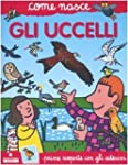 Gli uccelli. Con adesivi