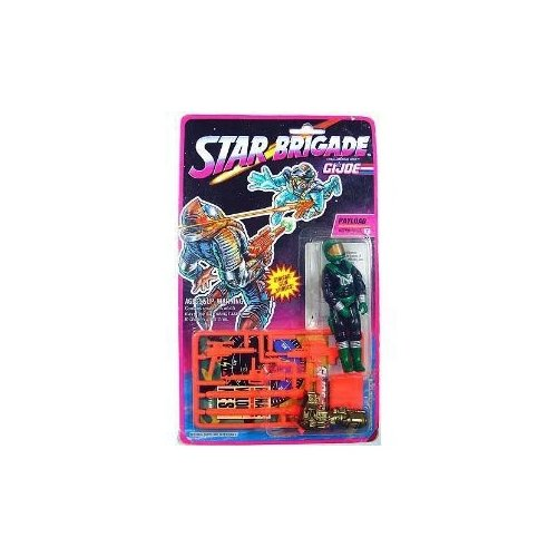 GI Joe Star Brigade Payload - Astro Pilot 7 Action Figure