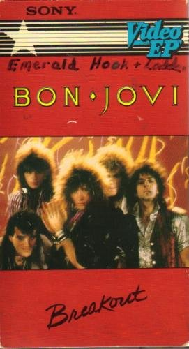 Bon Jovi - Bon Jovi: Breakout [vhs] - Zortam Music