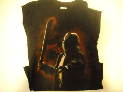 Friday the 13th Jason Voorhees Shirt Size Small
