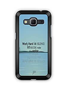 YuBingo Let Success Make the Noise Mobile Case Back Cover for Samsung Galaxy Core Prime
