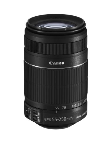 Canon EF-S 55-250mm 4,0-5,6 IS