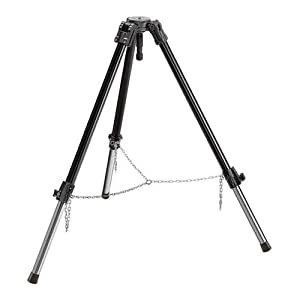 Manfrotto 132XNB Heavy Duty Video Tripod