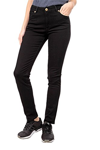 Love Moschino Jeans tretti , donna, Colore: Nero, Taglia: 31