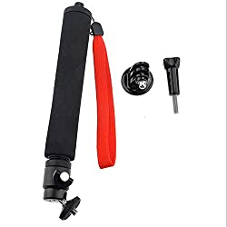 Extendable Handheld Telescopic Monopod Holder Wand kits For gopro Camera ST-54