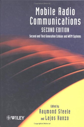 Mobile Radio Communications, Second Edition