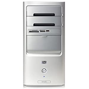 HP Pavilion A1730N Desktop PC (AMD Athlon Processor 4600 Plus, 2 GB RAM, 320 GB Hard Drive, SuperMulti DVD Drive, Vista Premium)