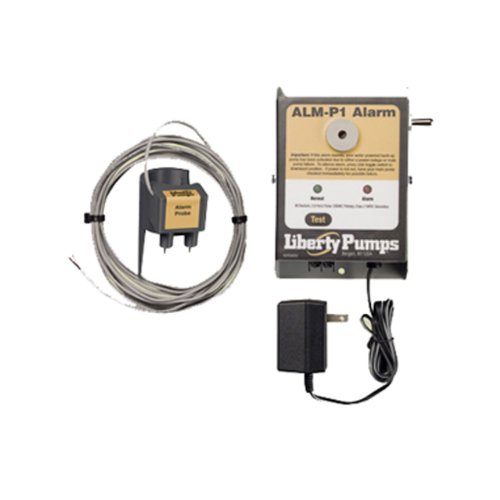 Liberty Pumps LCU-15ST Automatic 1//50-HP Compact Condensate Pumps with Safety Switch and 20-Feet Tubing