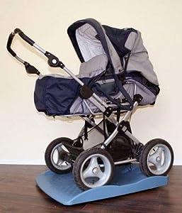 robopax elektrische babywiege babywippe babyschaukel. Black Bedroom Furniture Sets. Home Design Ideas