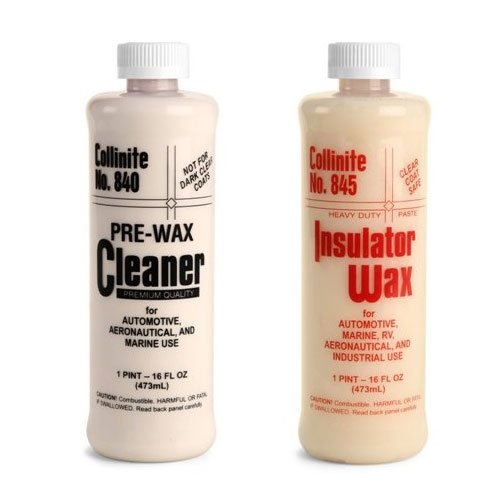 collinite-840-pre-wax-cleaner-845-insulator-wax-combo-pack