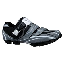 Shimano 2012 Men's Mountain Bike Shoes SHM087G Gray