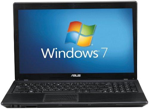 Asus X54C 15.6 inch laptop (Intel Pentium B960 2.2GHz, 4Gb RAM, 500Gb HDD, DVDRW, LAN, WLAN, Webcam, Windows 7 Home Premium 64-bit)