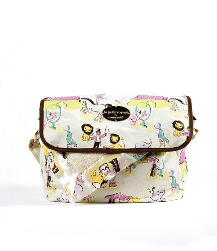 Timi & Leslie Le Petit Voyage Messenger Bag Baby - Circus front-71211