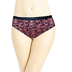 Love Women Perfect Fit Full Brief Cotton Panties -Pack of 6