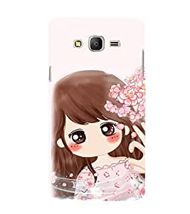 EPICCASE Dream Gril Mobile Back Case Cover For Samsung Galaxy E7 (Designer Case)