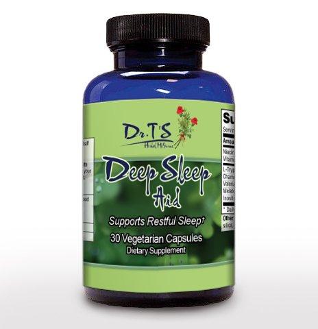 Herbal pillules profonde Sleep Aid - pour les troubles du sommeil - Relaxation et réduction ou la gestion du stress, l'apnée, Remèdes naturels Fournir Best Rest formule pour Pure sommeil Vital - Aide s'endormir rapide, un meilleur sommeil, Développer des