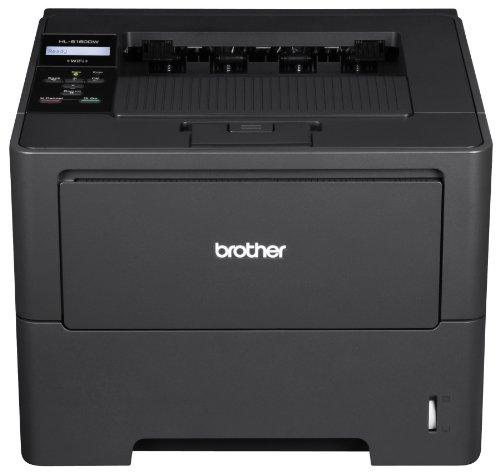 Brother Printer Hl6180Dw Wireless Monochrome Printer
