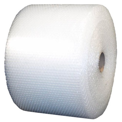 """UBOXES Small Bubble Cushioning Wrap 175' 3/16"""", Perforated Every 12"""" (BUBBSMA12175)"""