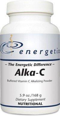 Alka-C Buffered Vit C Powder 168 Grams By Energetix