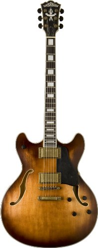 Washburn HB36 Vintage Hollowbody - Chitarra elettrica