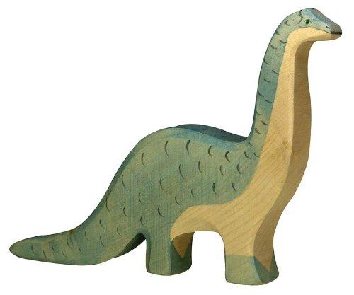 Holztiger Wooden Brontosaurus