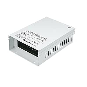 AC 110/220V DC 12V 5A 60W Weatherproof Swithing Power Supply Driver for LED Strip Light