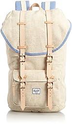 Herschel Supply Co. Adult Little America Hemp Backpack One Size Natural