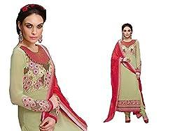 Shayona Salwar suit for women & girls(beige)