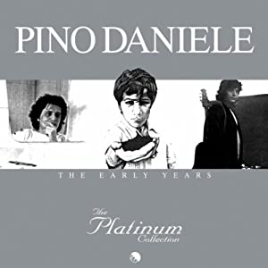Pino Daniele -  The Platinum Collection CD1