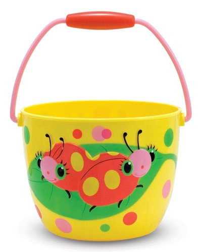 Melissa & Doug Sunny Patch Mollie and Bollie Pail