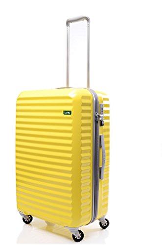 lojel-groove-zipper-medium-spinner-luggage-yellow-one-size