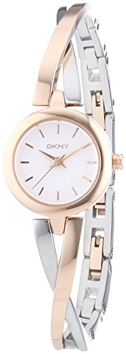 DKNY Ladies'Watch XS Analogue Quartz Stainless Steel NY2172