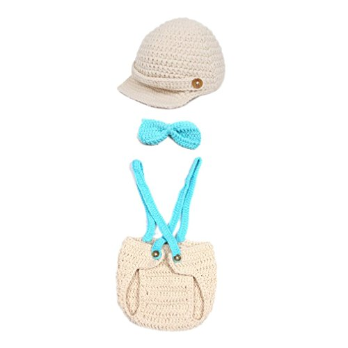 Crochet Hat And Diaper Cover front-578109
