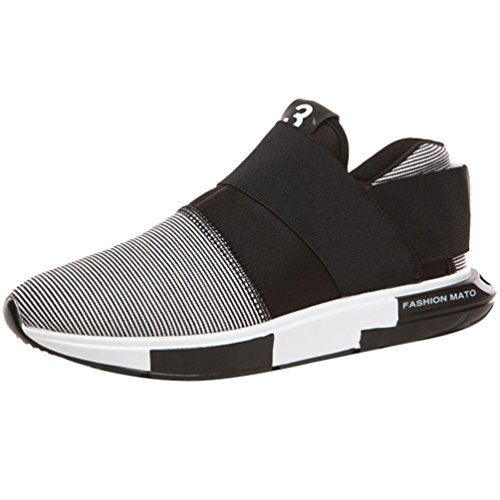 Passionow-Unisex-Couple-Fashion-Sneaker-Cloth-Elastic-Lightweight-Running-Shoes
